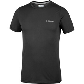 Columbia Nostromo Ridge Short Sleeve Tee Men Black